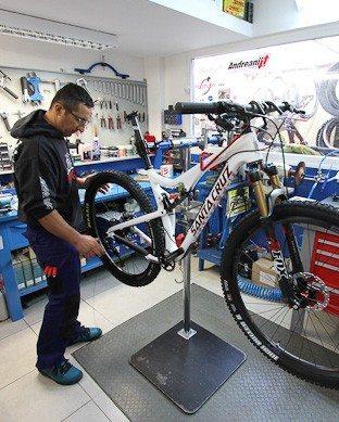 Servizi di Bike e riparazioni